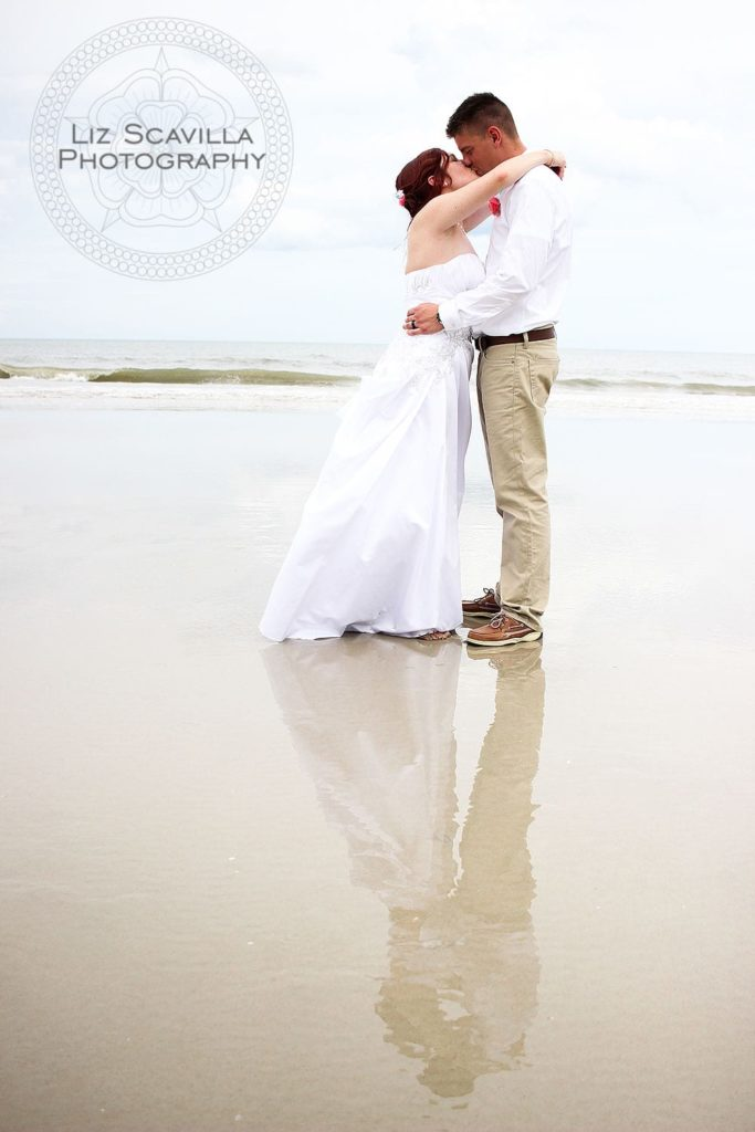 Wedding Dance On Beach