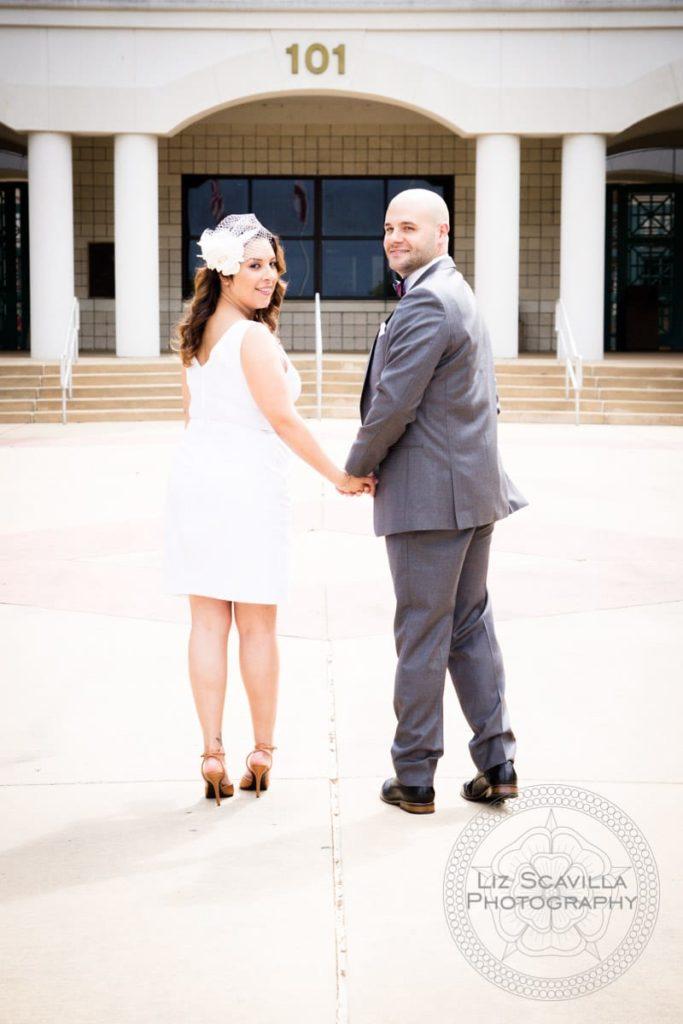 Deland Courthouse Wedding