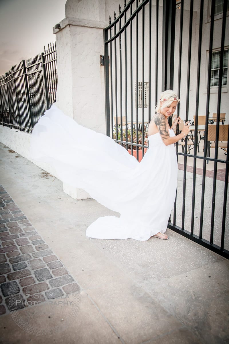 Austin & Cheyenne's Jax Beach Wedding