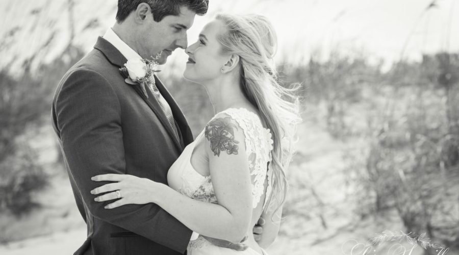 Rachel and Aaron's New Smyrna Beach Wedding
