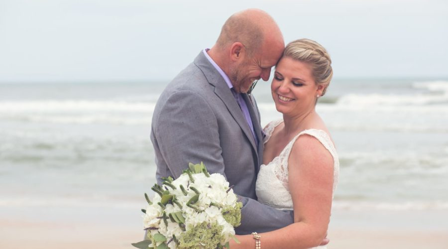 Kate & AJ's Ormond Beach Wedding