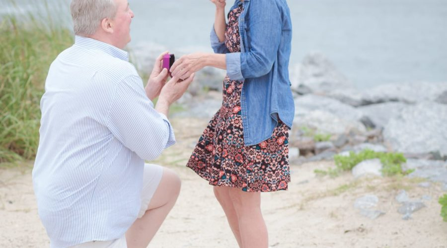 Jeff & Lisa: A Ponce Inlet Beach Proposal