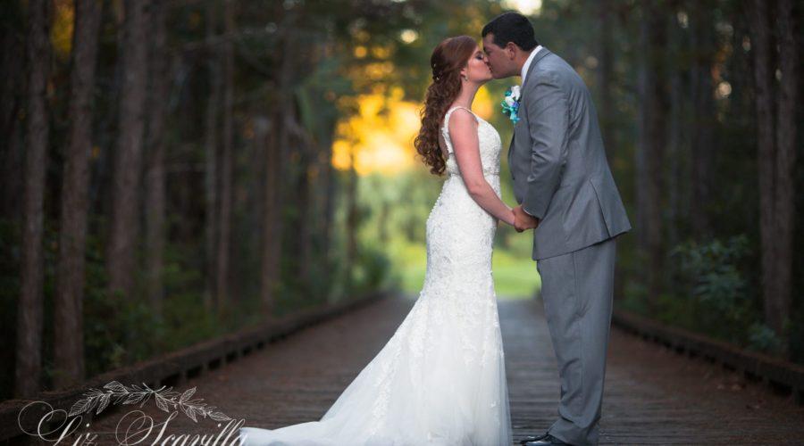 Cyndal & Nick's LPGA Daytona Wedding